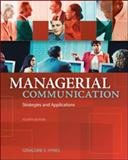 Managerial Communication : Strategies and Applications, Hynes, Geraldine E., 0073525049