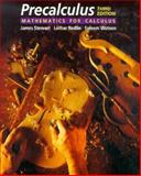 Precalculus : Mathematics for Calculus, Stewart, James and Redlin, Lothar, 0534345042