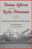 Thomas Jefferson and the Rocky Mountains 9780806125046