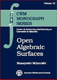 Open Algebraic Surfaces, Miyanishi, Masayoshi, 0821805045