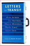 Letters of Transit, Edward W. Said, Charles Simic, 1565845048