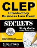 CLEP Introductory Business Law Exam Secrets Study Guide, CLEP Exam Secrets Test Prep Team, 1614035040