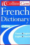 French Dictionary, Jean-Francois Allain, 0060935049