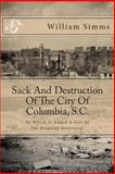 Sack and Destruction of the City of Columbia, S. C., William Simms, 1500315044