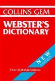 Collins Gem Webster's Dictionary, Eugene Ehrlich, 0062765043
