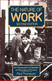 The Nature of Work 9780333495049