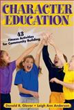 Character Education, Donald R. Glover and Leigh Ann Anderson, 073604504X