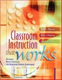 Classroom Instruction That Works : Research-Based Strategies for Increasing Student Achievement, Marzano, Robert J. and Pickering, Debra, 0871205041
