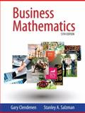 Business Mathematics, Clendenen, Gary and Salzman, Stanley A., 0321955056