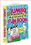 Jumbo Animal Activity Fun Book, Dover, 0486465055