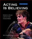 Acting Is Believing, McGaw, Charles and Stilson, Kenneth L., 1285465059