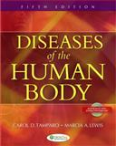 Diseases of the Human Body, Lewis, Marcia A. and Tamparo, Carol D., 0803625057