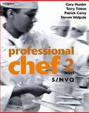 The Professional Chef, Lewisham College Staff and Carey, Patrick, 1844805050