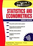 Schaum's Outline of Statistics and Econometrics, Salvatore, Dominick, 0070545057