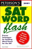 SAT Word Flash, Carris, Joan D., 0768905052