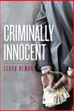 Criminally Innocent, Lloyd Reman, 1491725052
