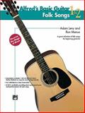 Alfred's Basic Guitar, Adam Levy and Ron Manus, 0739025058