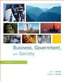 Business, Government and Society : A Managerial Perspective, Steiner, George A. and Steiner, John F., 0073405051