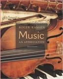 Music : An Appreciation w/ Multimedia Companion 4. 5, Kamien, Roger, 007288505X