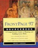 FrontPage 97 Sourcebook, Wayne F. Brooks, 0471165050