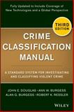 Crime Classification Manual 3rd Edition