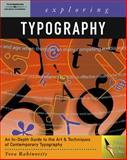 Exploring Typography, Rabinowitz, Tova, 1401815057