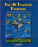 For All Practical Purposes (Paper) : Mathematical Literacy in Today's World, COMAP, Inc. Staff, 1429215062