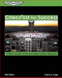 Checklist for Success, Cheryl A. Cage, 1560275065