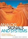 Analog Signals and Systems, Kudeki, Erhan and Munson, David C., Jr., 013143506X