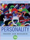 Personality : Theory and Research, Pervin, Lawrence A. and Cervone, Daniel, 047048506X