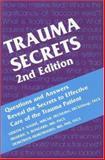 Trauma Secrets, Naude, Gideon P. and Bongard, Frederic S., 1560535067