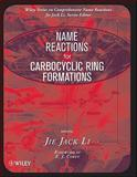 Name Reactions for Carbocyclic Ring Formations, , 0470085061