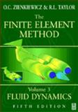 Finite Element Method Vol. 3 : Fluid Dynamics, Zienkiewicz, O. C. and Taylor, R. L., 0470395060