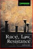 Race, Law, Resistance, Patricia Tuitt, 1904385060