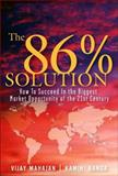 The 86 Percent Solution, Vijay Mahajan and Kamini Banga, 0132485060
