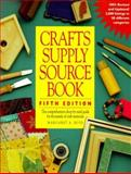 Crafts Supply Sourcebook, Margaret A. Boyd, 1558705066
