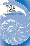 Vera lex Vol 11, , 1935625071