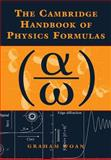 The Cambridge Handbook of Physics Formulas, Woan, Graham, 0521575079