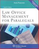 Law Office Management for Paralegals 9780735585072