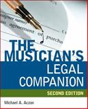 The Musician's Legal Companion, Aczon, Michael, 1598635077