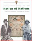 Nation of Nations : A Concise History of the American Republic, Davidson, James West, 0072315075
