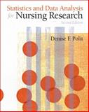 Statistics and Data Analysis for Nursing Research, Polit, Denise F. and Lake, Eileen, 0135085071