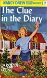 The Clue in the Diary, Carolyn Keene, 0448095076