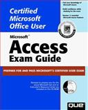 Microsoft Word 97 Exam Guide, Calabria, Jane and Burke, Dorothy, 0789715074