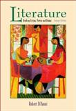 Literature : Reading Fiction, Poetry and Drama: Compact Edition, DiYanni, Robert, 0072295074