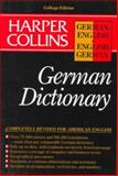 HarperCollins German Dictionary : College Edition, Collins, Henry H., 0062765078