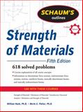 Strength of Materials, Nash, William and Potter, Merle, 0071635084