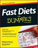 Fast Diets for Dummies, Patrick Flynn and Kellyann Petrucci, 1118775082