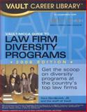 Vault/MCCA Guide to Law Firm Diversity Programs, Vera Djordjevich, 1581315082