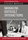 Managing Difficult Interactions, , 1422125084